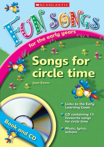 Songs for Circle Time by Jean Evans