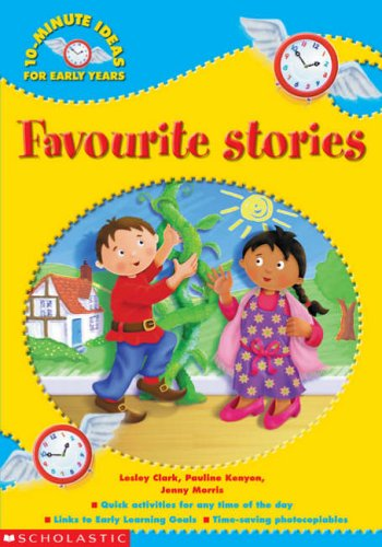 Favourite Stories By Jenny Morris