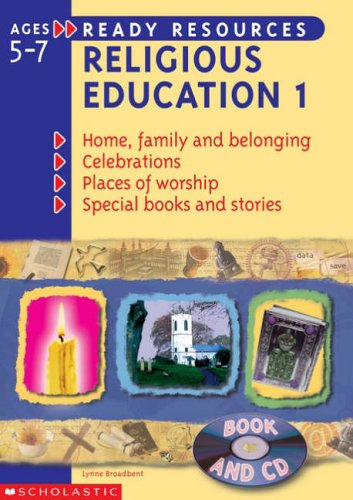 Religious Education By Lynne Broadbent