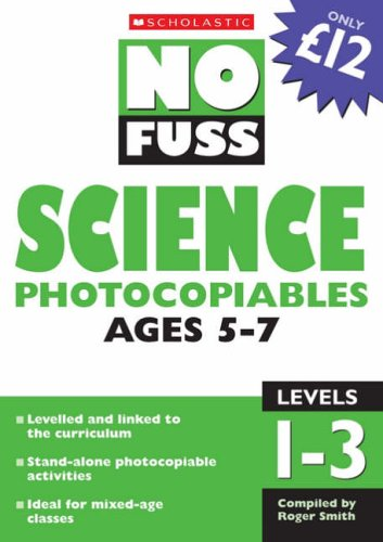 Science Photocopiables Ages 5-7