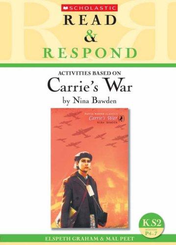 Carrie's War By Mal Peet