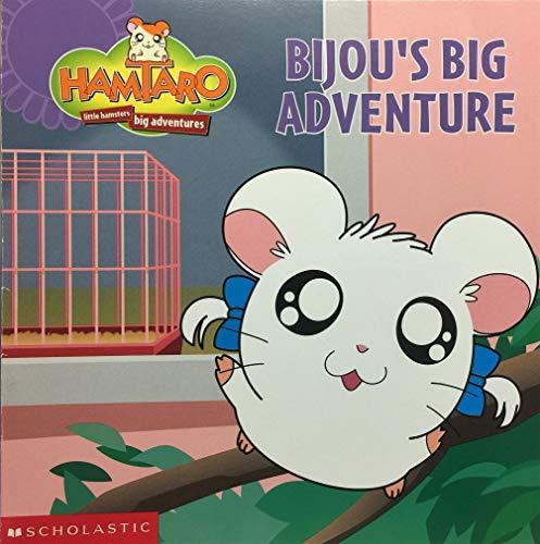 Bijou's Big Adventure By Frances Ann Ladd
