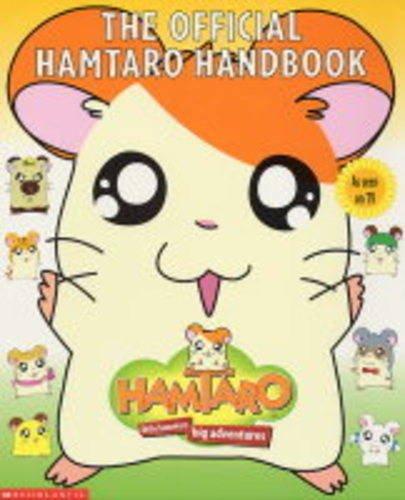 The Official Hamtaro Handbook By Ritsuko Kawai