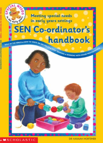 SEN Co-ordinator's Handbook By Dr. Hannah Mortimer