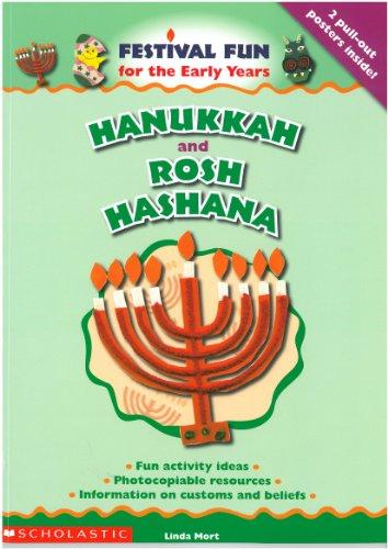 Hanukkah and Rosh Hashana By Linda Mort