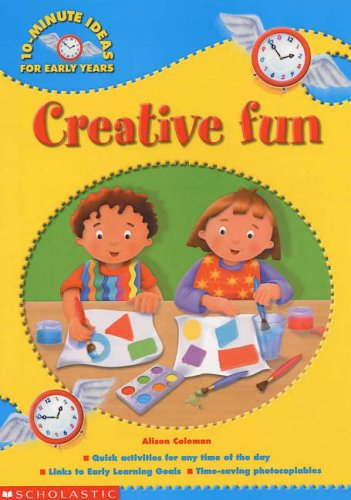 Creative Fun By Alison Coleman