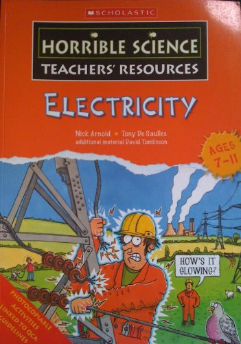 Electricity By David Tomlinson