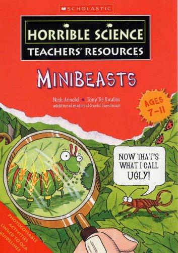 Mini-beasts By David Tomlinson