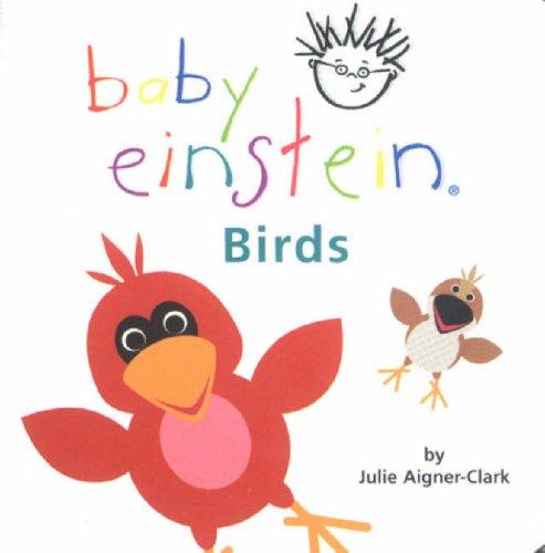 Birds By Julie Aigner-Clark
