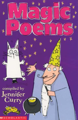Magic Poems By Jennifer Curry
