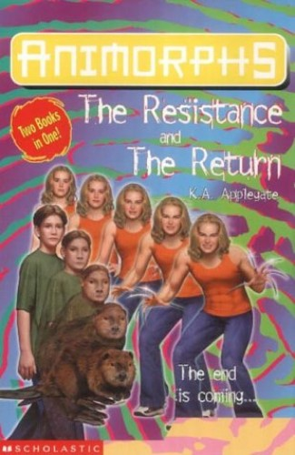 The Resistance By Katherine Applegate