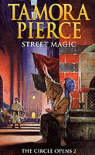 Street Magic By Tamora Pierce