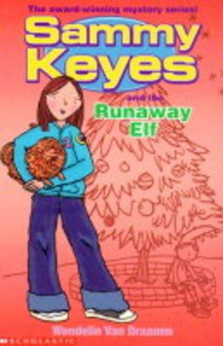 Sammy Keyes and the Runaway Elf By Wendelin Van Draanen