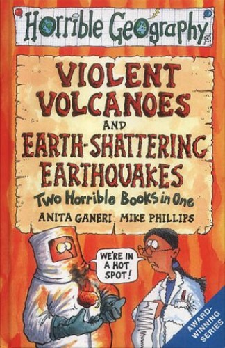 Earth-shattering Earthquakes By Anita Ganeri