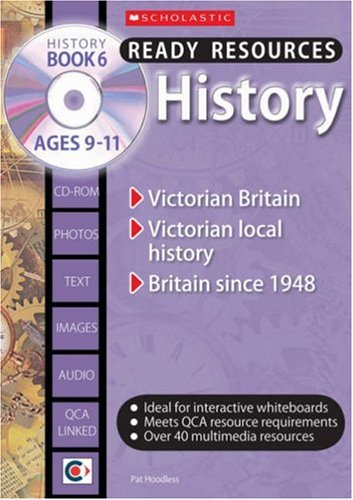 History: Book 6 Ages 9-11 by Pat Hoodless