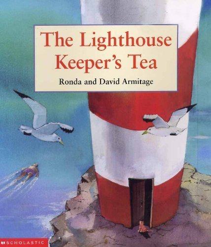 The Lighthouse Keeper's Tea By David Armitage