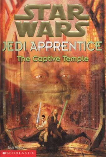 Captive Temple The Captive Temple By Jude Watson
