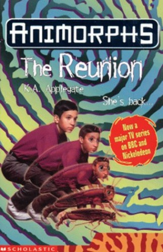 The Reunion (Animorphs) by Katherine Applegate