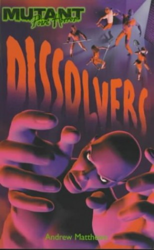 Dissolvers By Laurence Staig