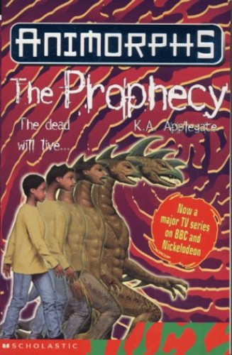 The Prophecy By Katherine Applegate