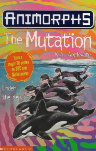 Mutation By Katherine Applegate