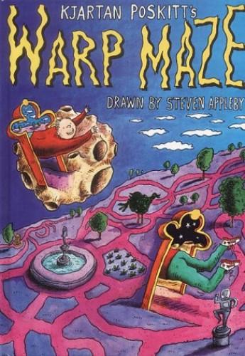 Kjartan Poskitt's Warp Maze By Kjartan Poskitt