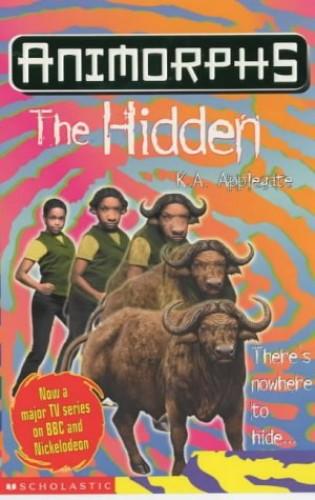 The Hidden By Katherine Applegate