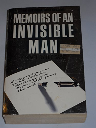 Memoirs of an Invisible Man By H F Saint
