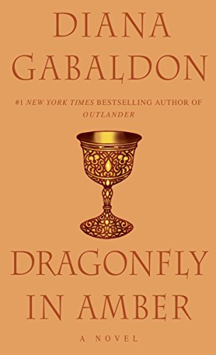 Dragon Fly In Amber By Diana Gabaldon