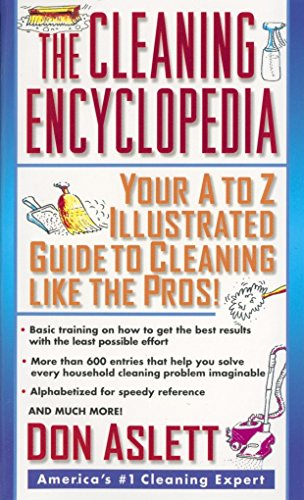 The Cleaning Encyclopaedia By Don Aslett