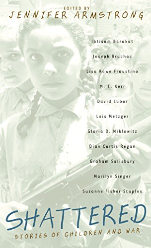 Shattered: Stories of Children & WA By Jennifer Armstrong
