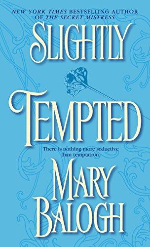 Slighty Tempted By Mary Balogh