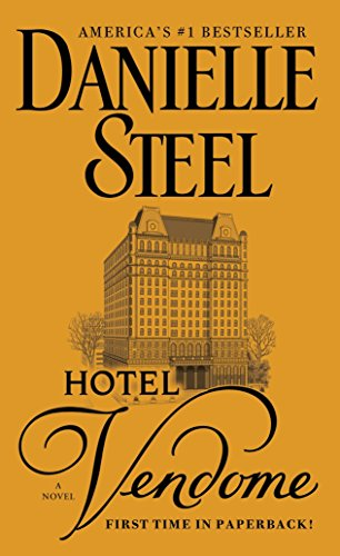 Hotel Vendome By Danielle Steel