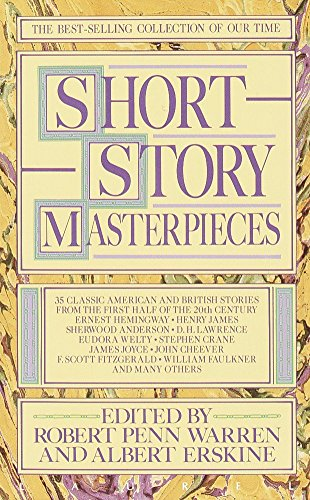 Short Story Masterpieces By Robert A. Warren