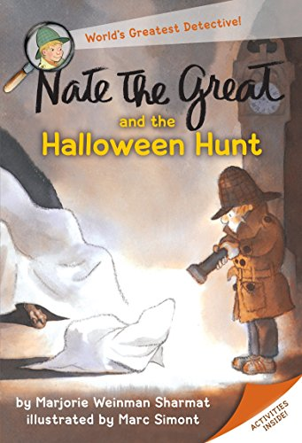 Nate The Great And The Halloween Hunt von Marjorie Weinman Sharmat