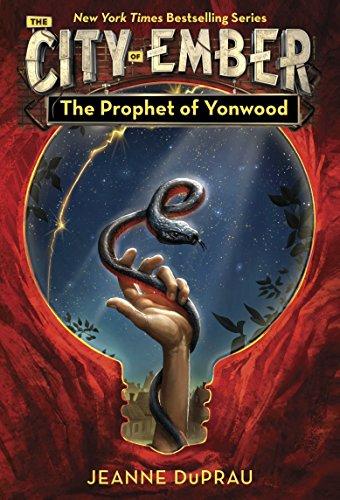 The Prophet of Yonwood von Jeanne DuPrau