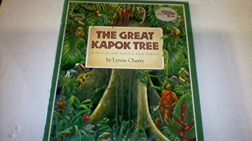 Great Kapok Tree By Lynne Cherry