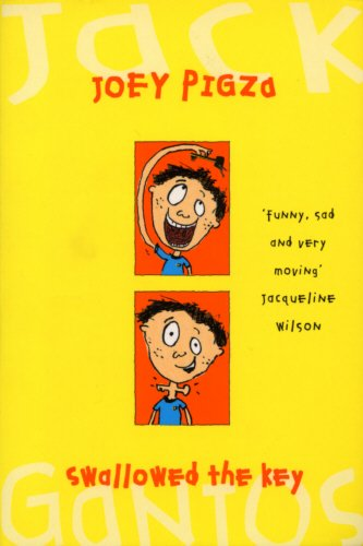 Joey Pigza By Jack Gantos