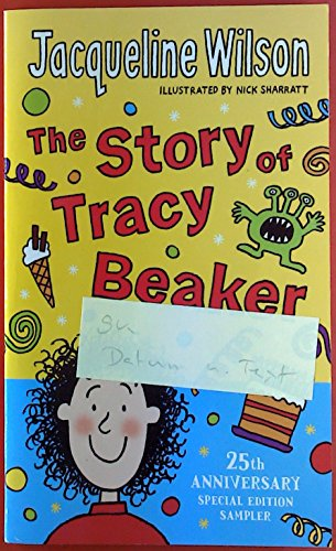 STORY OF TRACY BEAKER_ THE By Jacqueline Wilson