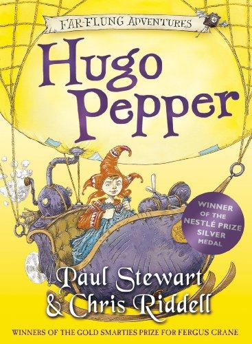 Hugo Pepper By Chris Riddell