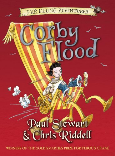 Corby Flood By Chris Riddell