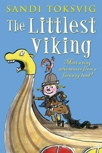 The Littlest Viking by Sandi Toksvig