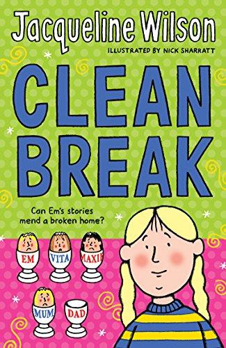 Clean Break by Nick Sharratt