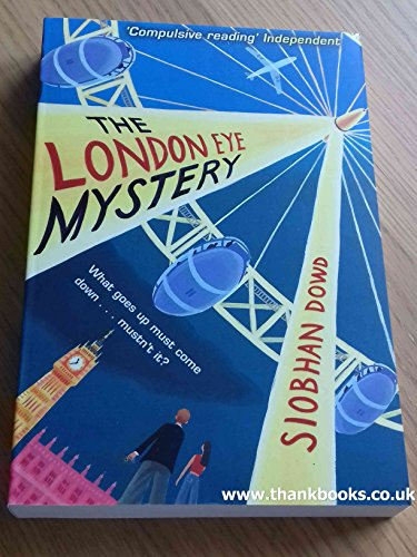 The London Eye Mystery By siobhan-dowd