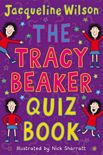 The Tracy Beaker Quiz Book by Jacqueline Wilson