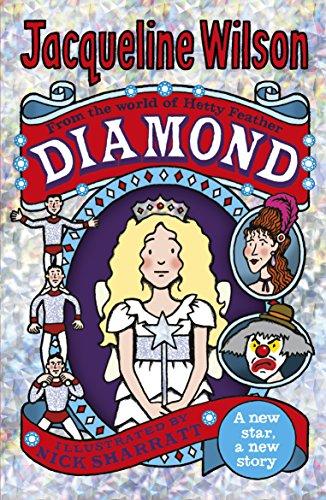 Diamond (Hetty Feather) By Jacqueline Wilson
