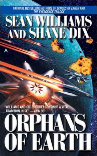 Orphans of Earth By Sean Williams (Evergreen State College USA)
