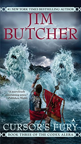 Cursor's Fury By Jim Butcher (Canterbury Christ Church University UK)