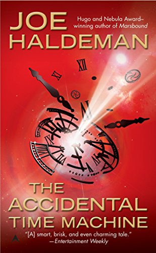 Accidental Time Machine By Joe Haldeman