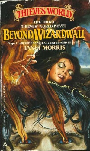 Beyond Wizardwall By Janet Morris